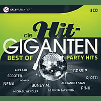 VARIOUS - Die Hit Giganten Best Of Party [CD]