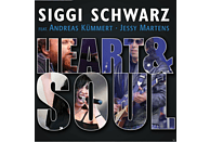 Siggi Schwarz / Jessy Martens / Andreas Kümmert - Heart & Soul [CD]
