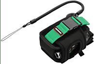 OLYMPUS CSCH 125, Tracking Halterung, Schwarz/Grün, passend für Olympus TG-Tracker