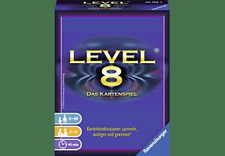 RAVENSBURGER Level 8 - das Kartenspiel Kartenspiel Mehrfarbig