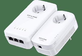 TP-LINK AV1200 Gigabit Powerline ac WLAN KIT mit Steckdose WPA8630P KIT Powerline