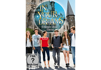 In Your Dreams-Sommer ohne Eltern - Staffel 2 DVD