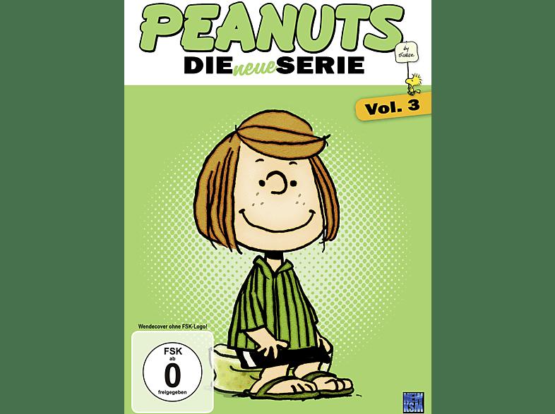 Peanuts Vol. 3 - Ep. 21-30 [DVD]