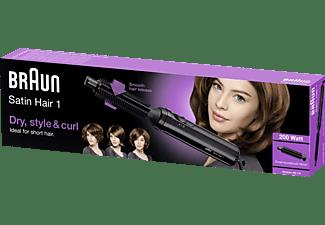 BRAUN Satin Hair 1 AS 110 Heißluftbürste,Temperaturstufen: 2)