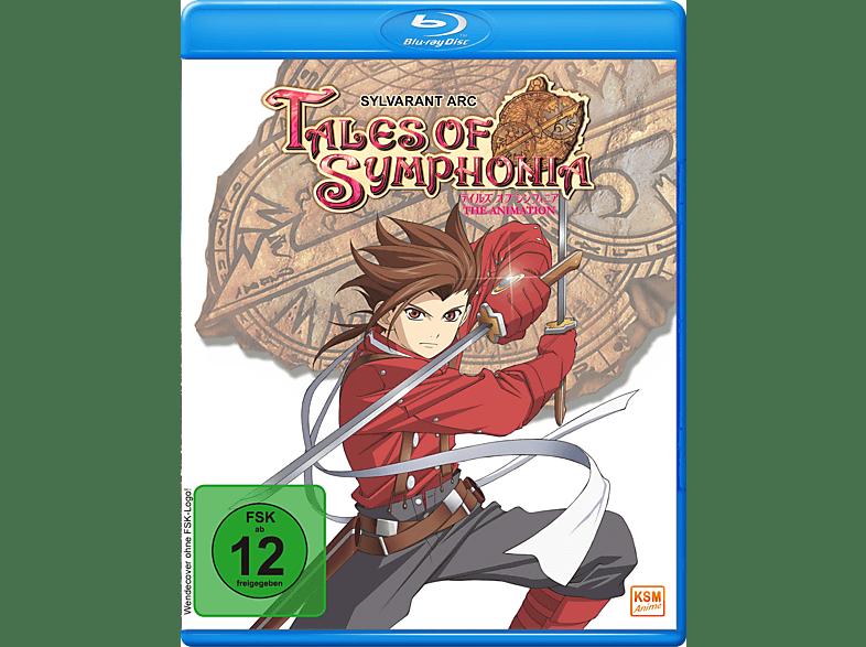 Tales of Symphonia The Animation: Sylvarant Arc 2007 (4 OVAs)  [Blu-ray]