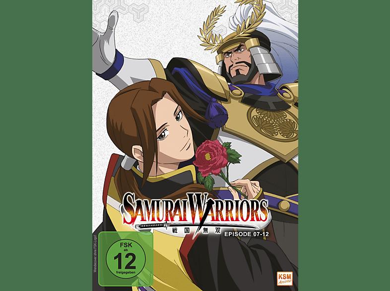 Samurai Warriors Ep. 07-12 [DVD]