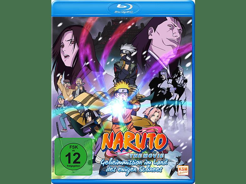 Naruto The Movie – Geheimmission im Land des ewigen Schnees [Blu-ray]