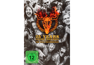 25 Years Louder than Hell - The W:O:A Documentary  - (DVD)