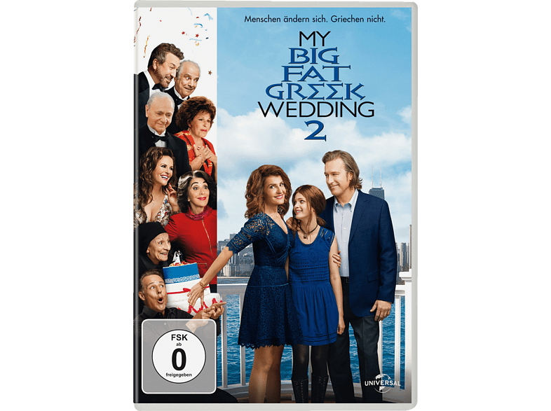 My Big Fat Greek Wedding 2 [DVD]