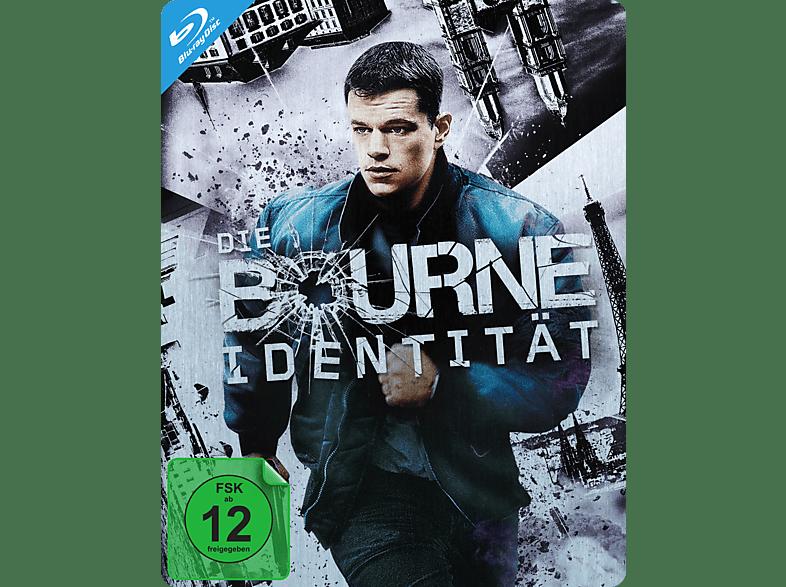 Die Bourne Identität (Steelbook) [Blu-ray]