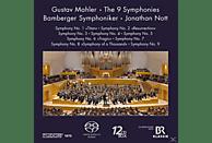 Jonathan Nott, Bamberger Symphoniker - Die 9 Sinfonien [SACD]