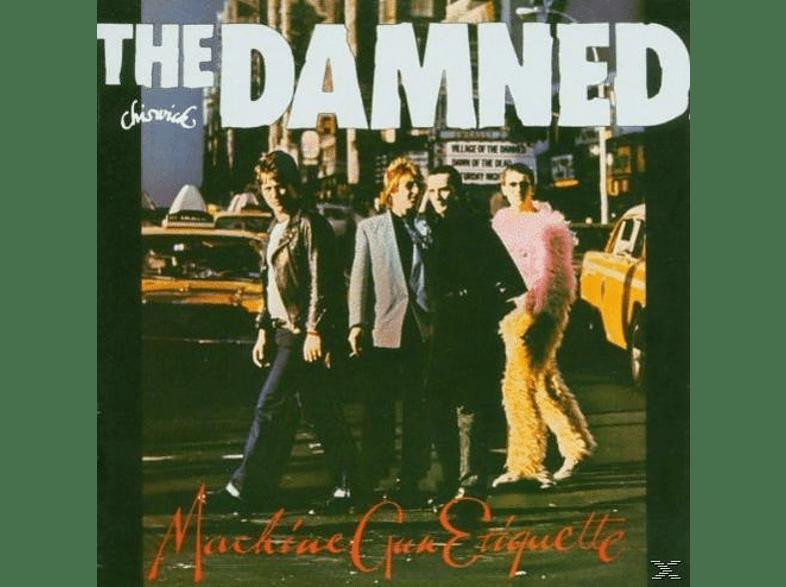 The Damned - Machine Gun Etiquette (Vinyl Version) [Vinyl]