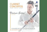 Soltan,Vladimir/Gomez,J.L./Hamburger Symphoniker - Klarinettenkonzerte [SACD Hybrid]