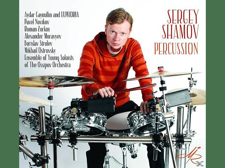 Sergey/+ Shamov - Percussion [CD]