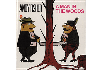 Andy Fisher - A Man In The Woods - (CD)