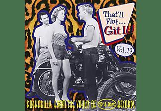 VARIOUS - Vol.19, That Ll Flat Git It  - (CD)