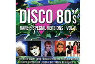 VARIOUS - Disco 80s Rare & Special Versions Vol.1 [CD]