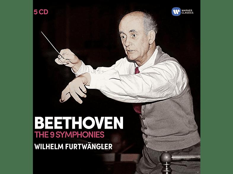 Wilhelm Furtwängler - Sämtliche Sinfonien (Remastered 2010) [CD]