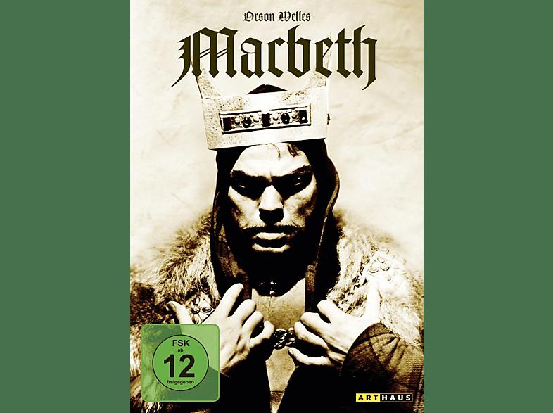 Macbeth - Der Königsmörder [DVD]
