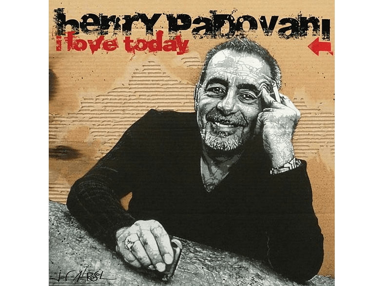 Henry Padovani - I Love Today (Digipack Edition) [CD]