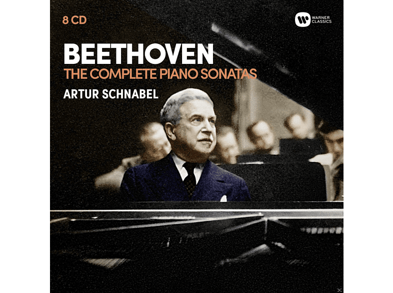 Artur Schnabel - Sämtl.Klaviersonaten (Remastered 2016) [CD]