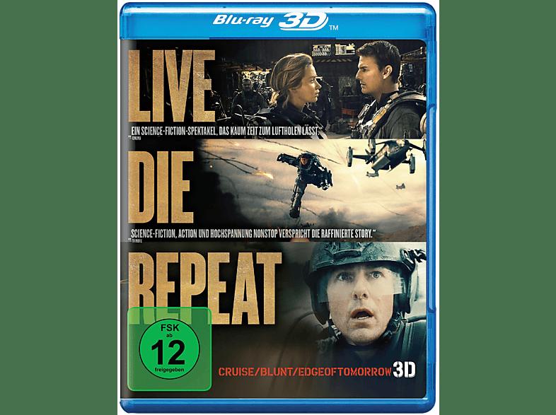 Edge of Tomorrow [3D Blu-ray]