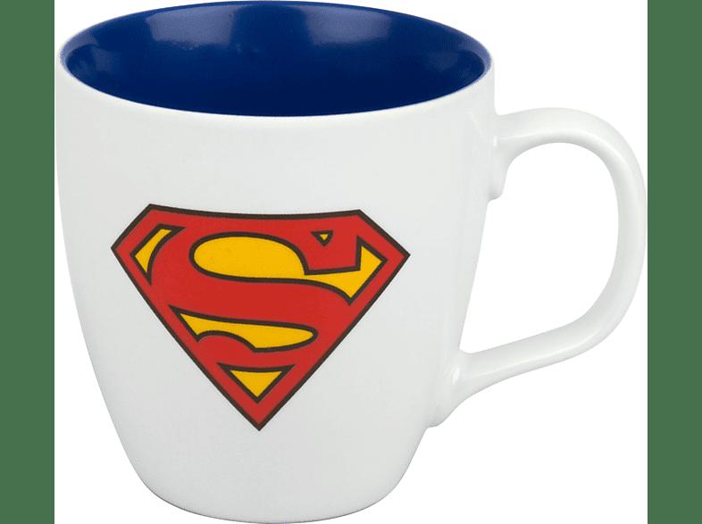 KÖNITZ 11 1 157 2095 Superman - Emblem 2-tlg. Tassen-Set