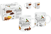 KÖNITZ 11 5 002 1914 Mug Bakery Christmas 2-tlg. Tassen-Set