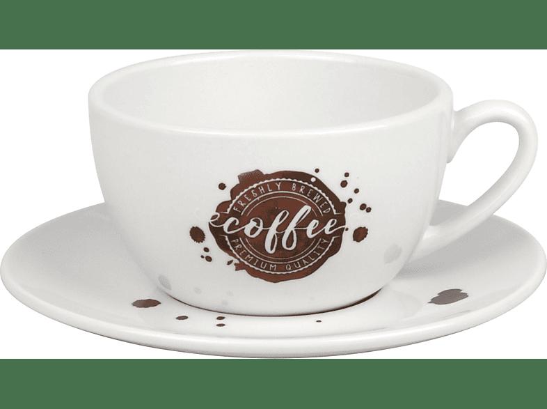 KÖNITZ 17 5 A11 2034 Coffee Spot Café Latte-Tassen-Set