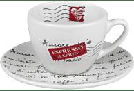 KÖNITZ 17 5 A08 2600 Coffee Bar - Amore Mio 8-tlg. Kaffee-Tassen-Set
