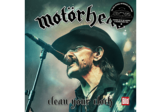 Motörhead - Clean Your Clock - (Vinyl)