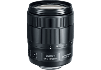 CANON Objectif grand angle EF-S 18-135mm F3.5-5.6 IS USM (1276C005AA)