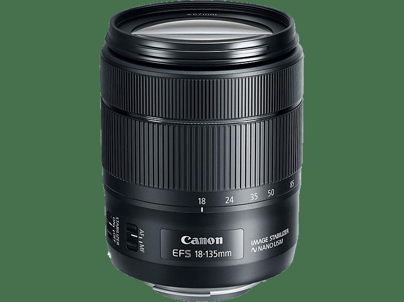 CANON Groothoeklens EF-S 18-135mm F3.5-5.6 IS USM (1276C005AA)