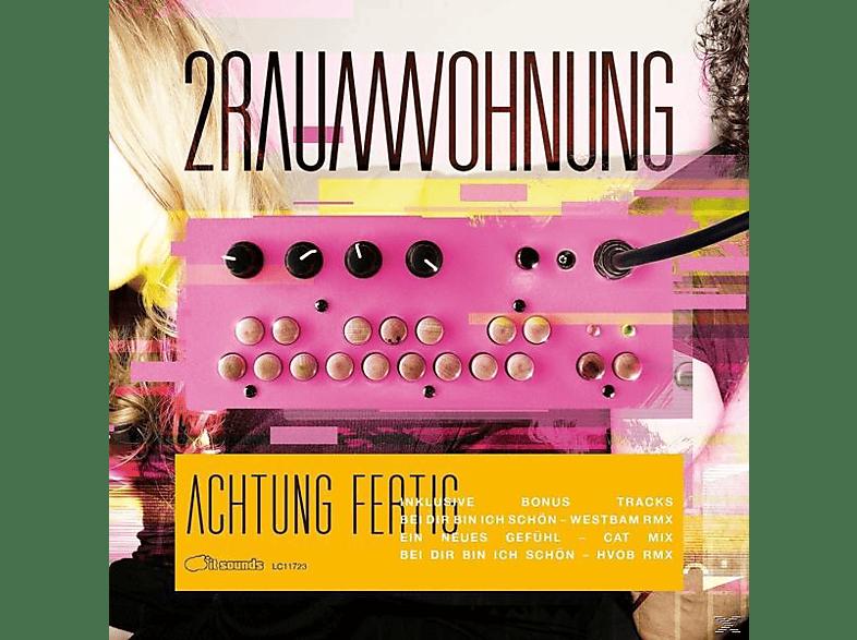 2raumwohnung - Achtung Fertig (Digi Incl.Bonustracks) [CD]