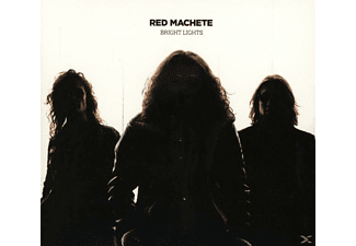 Red Machete - Bright Lights  - (CD)