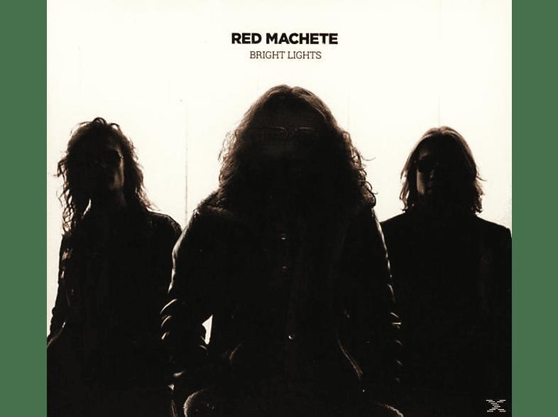 Red Machete - Bright Lights [CD]