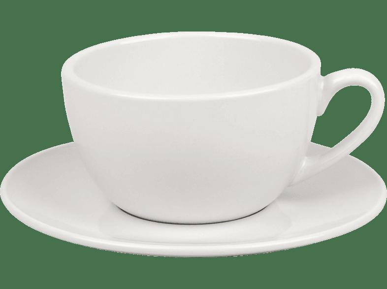 KÖNITZ 17 5 A11 0001 Coffeebar neutral Café Latte-Tassen-Set
