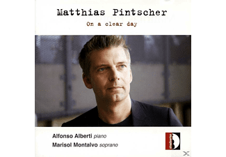Marisol Montalvo, Alfonso Alberti - On A Clear Day - (CD)