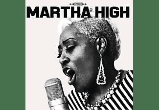 Martha High - Singing For The Good Times  - (Vinyl)