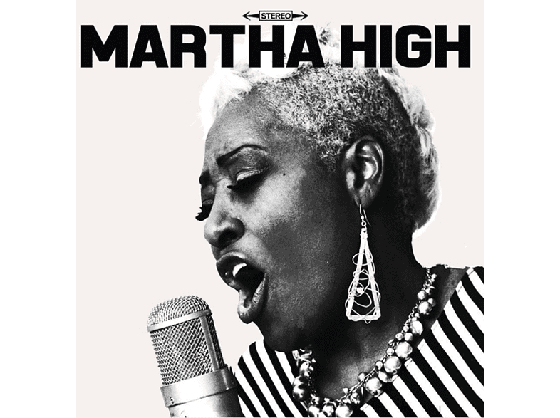 Martha High - Singing For The Good Times [Vinyl]