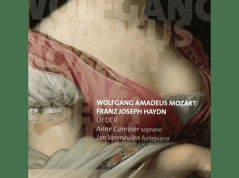 CAMBIER,ANNE & VERMEULEN,JAN - Lieder [CD]