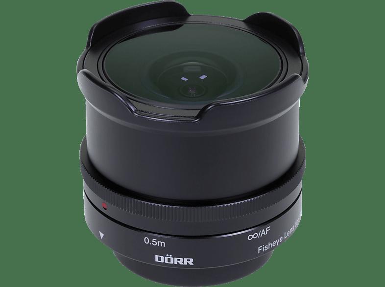 DÖRR 361112  für Sony E-Mount - 8 mm, f/3.5
