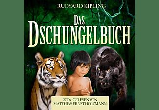 Gelesen Von Matthias Ernst Holzmann - Das Dschungelbuch  - (CD)