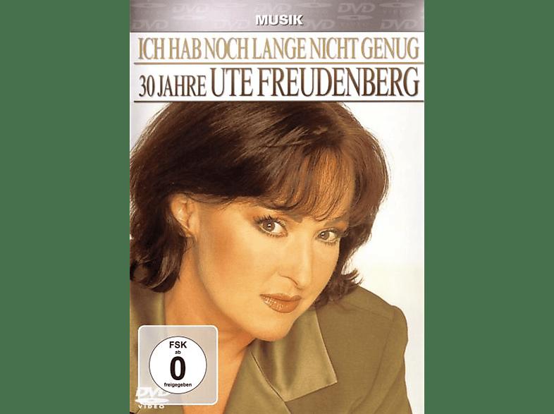 Ute Freudenberg - Ich Hab Noch Lange Nicht Genug [DVD]