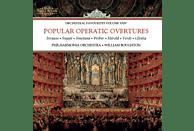 William Boughton, The Philharmonia Orchestra - Popular Operatic Overtures [CD]