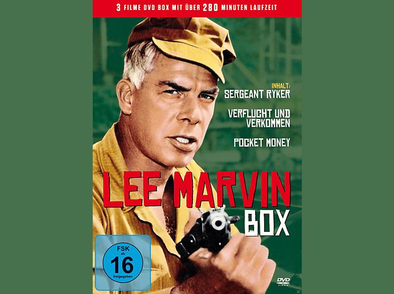 Sergeant Ryker, Verflucht und verkommen, Pocket Money)Lee Marvin Box ( [DVD]