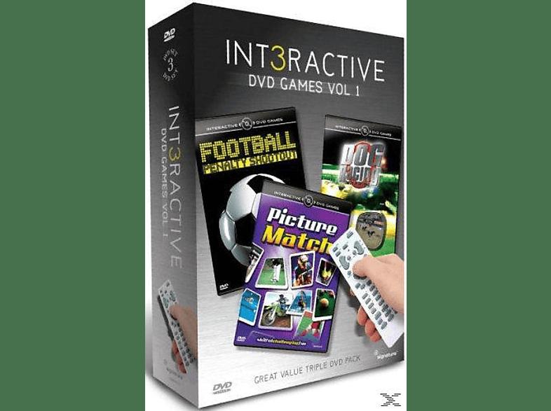 Interactive Game DVD 1 [DVD]