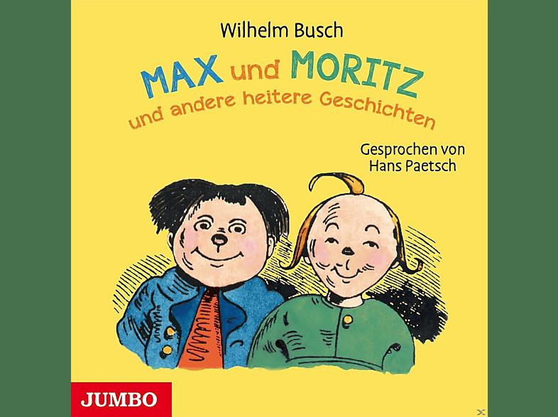 Hans Paetsch - Max und Moritz & andere heitere Geschichten - (CD)