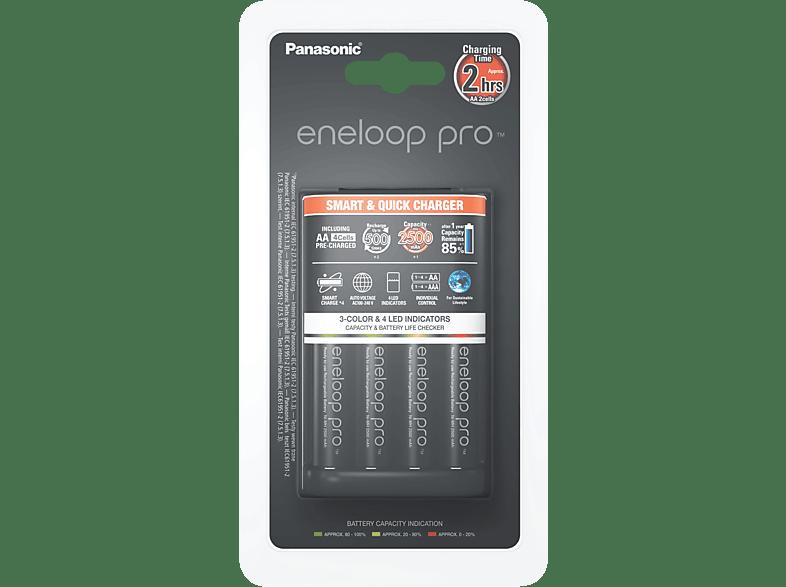 ENELOOP BQ CC55 + 4 AA PRO Ladegerät