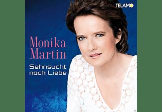 Monika Martin - Sehnsucht Nach Liebe  - (CD)